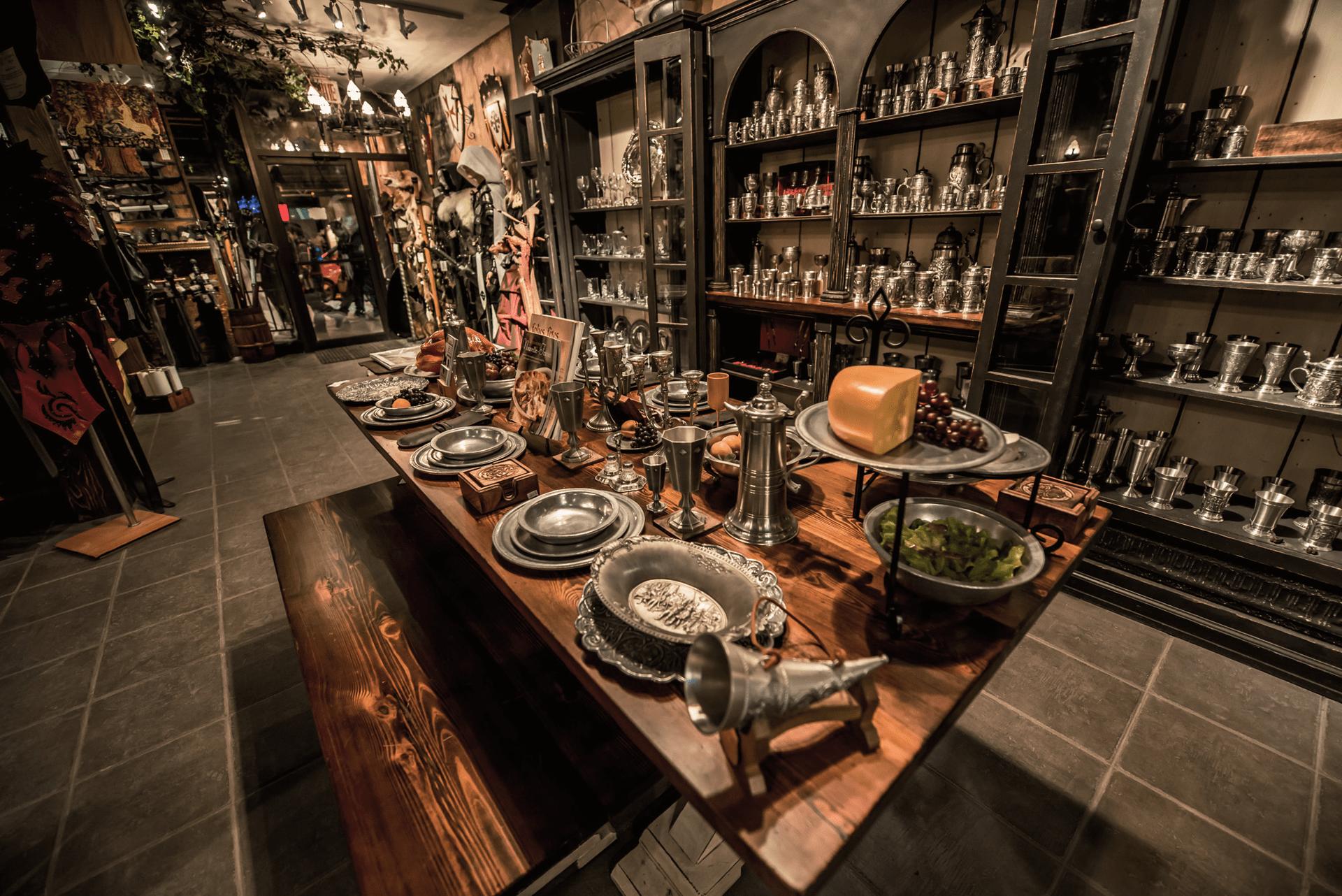 Dracolite - Shop